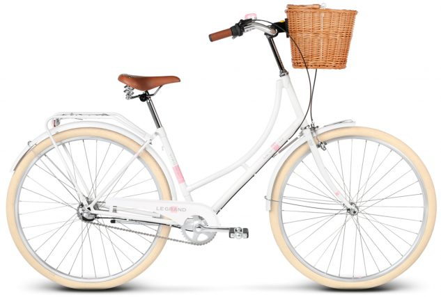 Bicicleta clásica LEGRAND Virginia 4