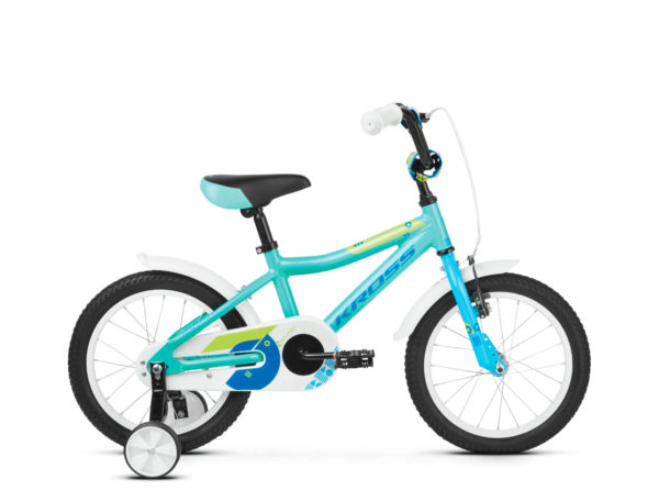 Bicicleta Kross MINI 4.0 con ruedines